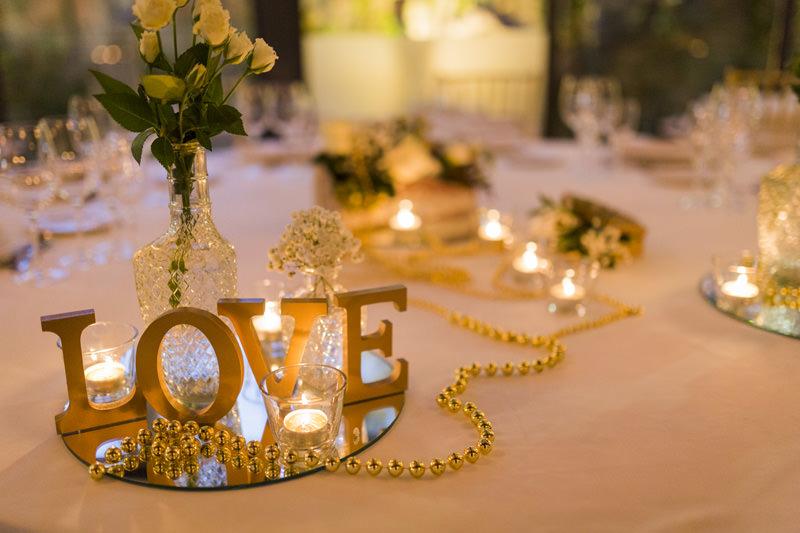 decoración boda palacio larrinaga