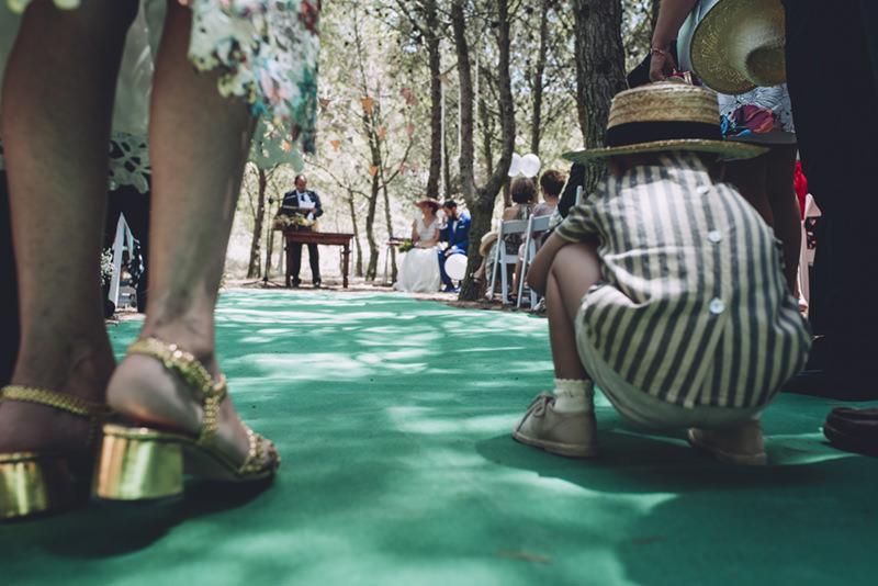 detalle boda civil pinar