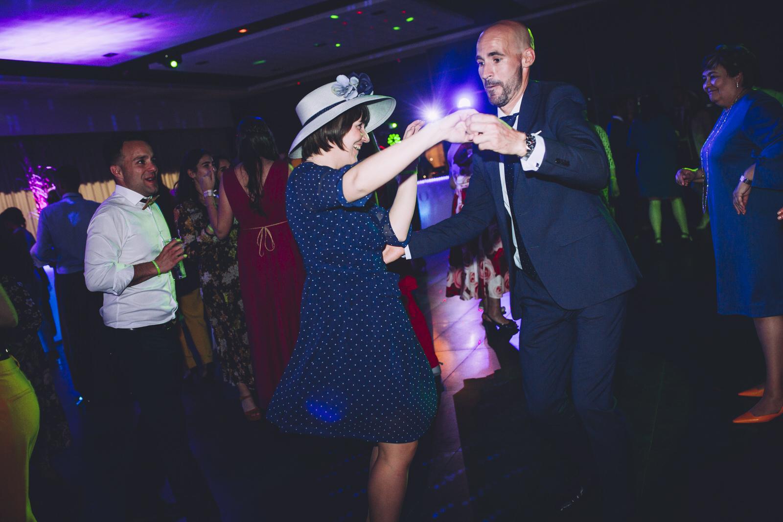fiesta baile